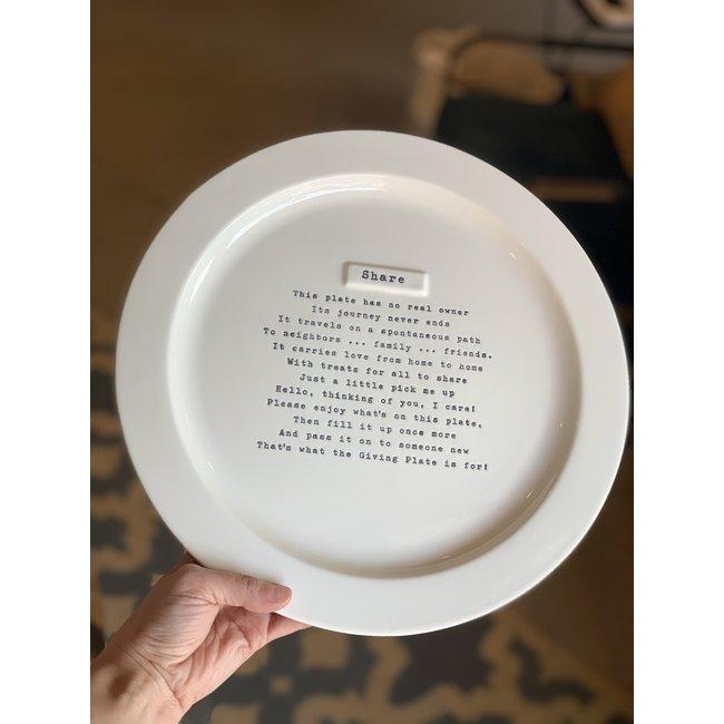Boxed Share Platter