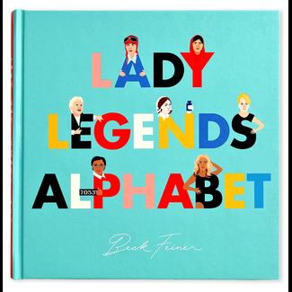 Lady Legends Alphabet Book
