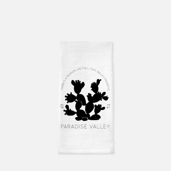 Paradise Valley Tea Towel