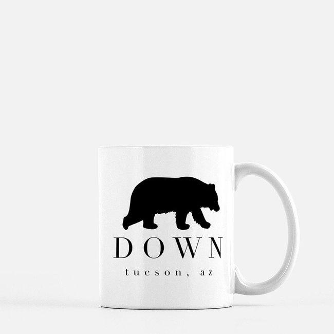 Bear Down Mug