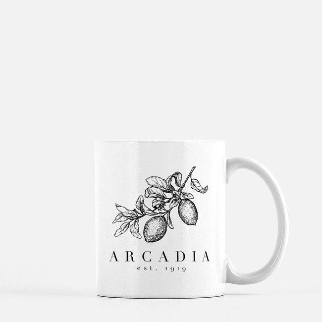 Arcadia Citrus Mug