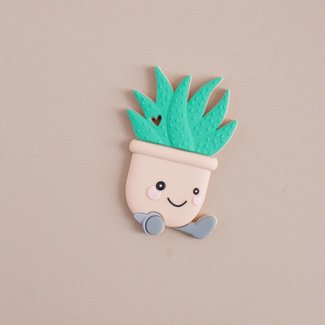 Succulent Silicone Teether