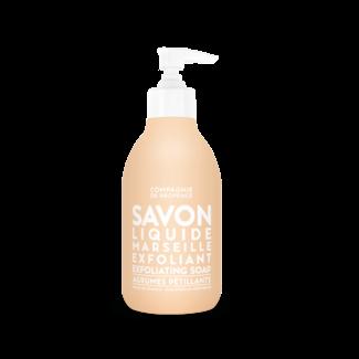 Exfoliating Liquid Soap Sparkling Citrus 16.7 fl oz Glass Bottle