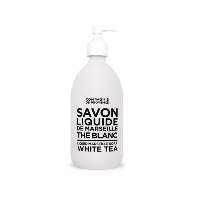 Liquid Marseille Soap White Tea The Blanc