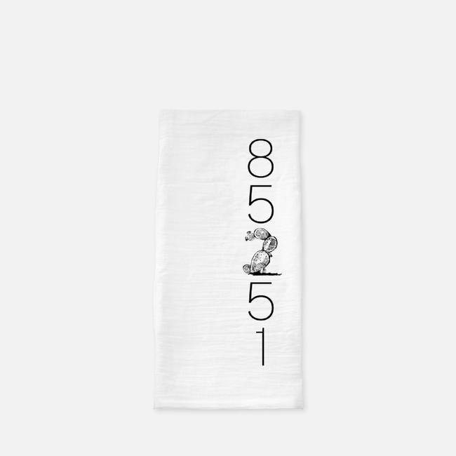 85251 Cactus Tea Towel