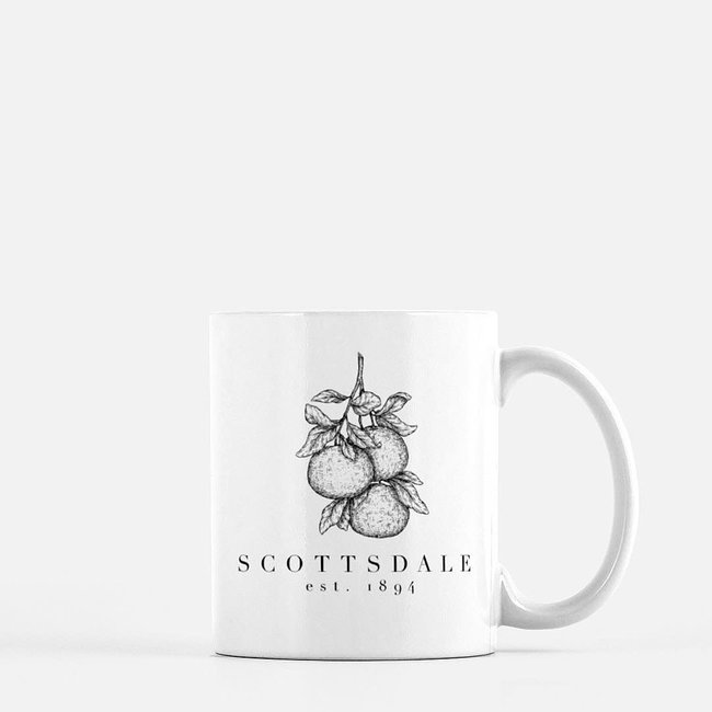 Scottsdale Citrus Mug