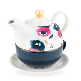 Addison Floral Tea for One Set