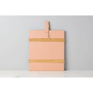 Blush Rectangle Mod Charcuterie Board, Medium