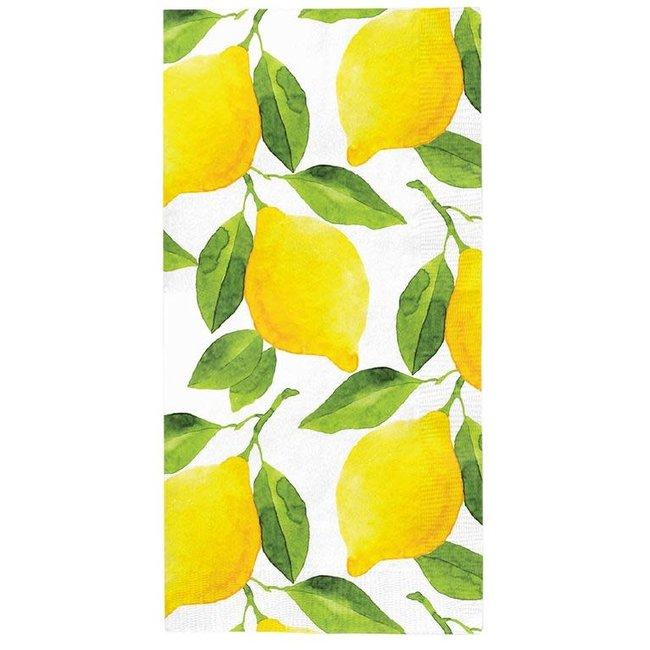 Guest Towel Lemons
