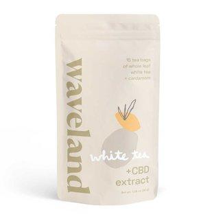 White Tea + CBD Extract