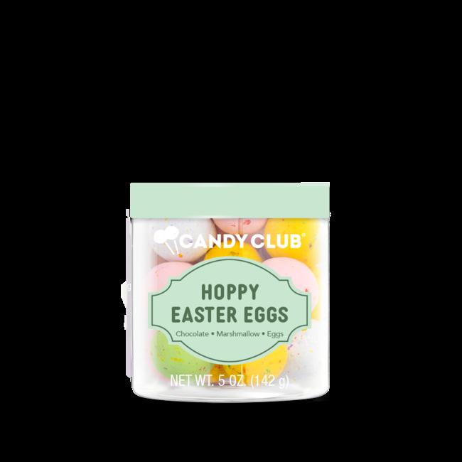 Hoppy Easter Eggs