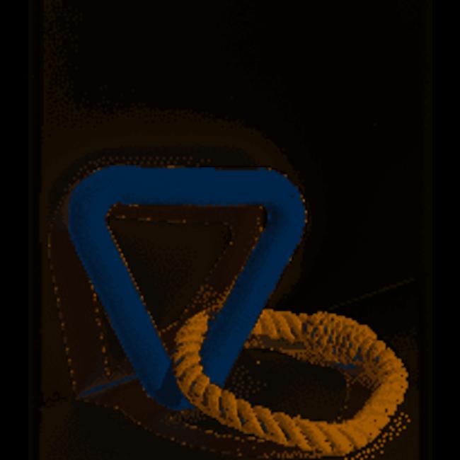 Triangle Tug Navy
