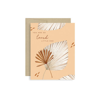 Loved Little One Card