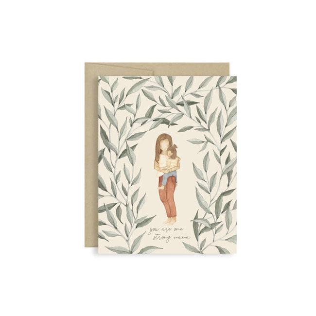 Strong Mama Card