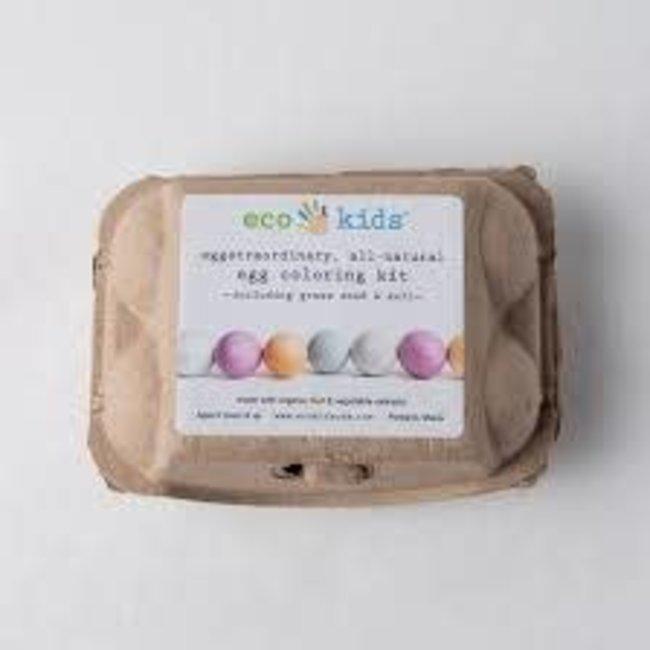 egg coloring kit, case of 6