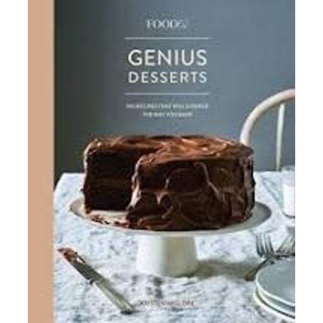 Penguin Random House Food52 Genius Desserts