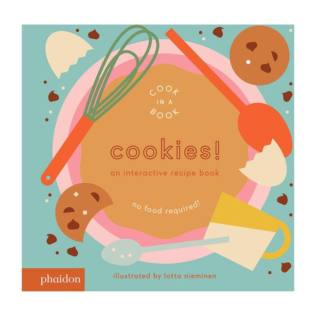 Cookies Interactive Book