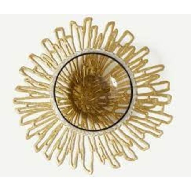 Bloom Coasters Gilded Gold