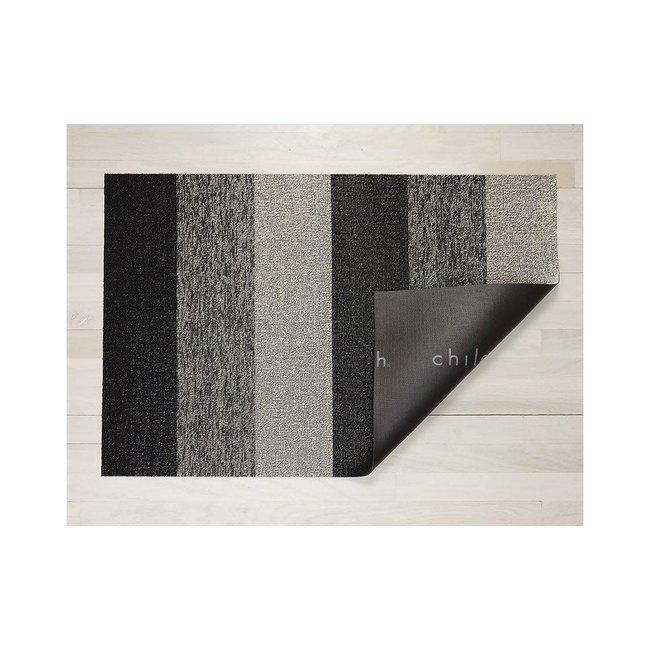 Marbled Stripe Salt pepper Doormat 18x28