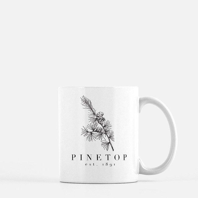 Pinetop Mug