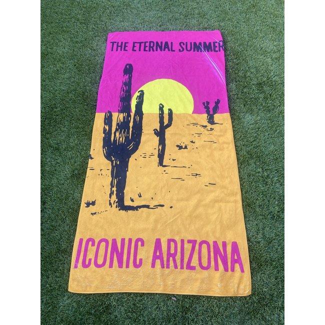 Eternal Summer Beach Towel