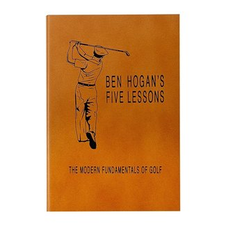 Ben Hogan's 5 Lessons | Tan Leather
