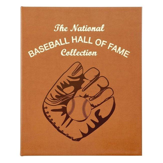 National Baseball Hall of Fame | Tan Leather
