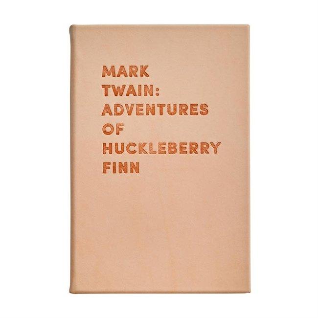 Huckleberry Finn | Natural Leather