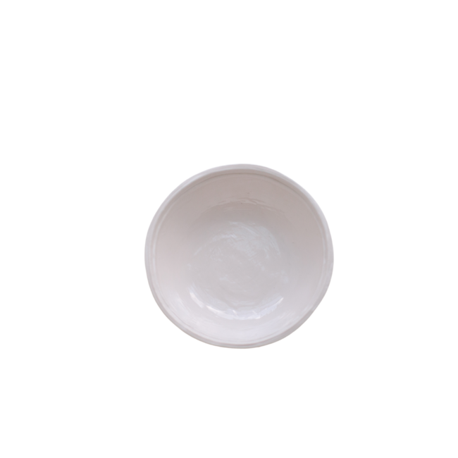 Double Lined Soup/Salad Bowls Cream