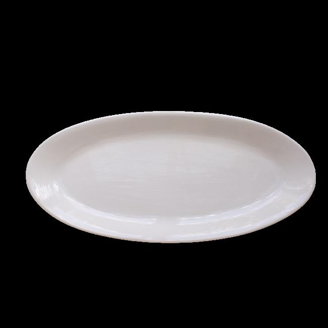 Large Oval Cream