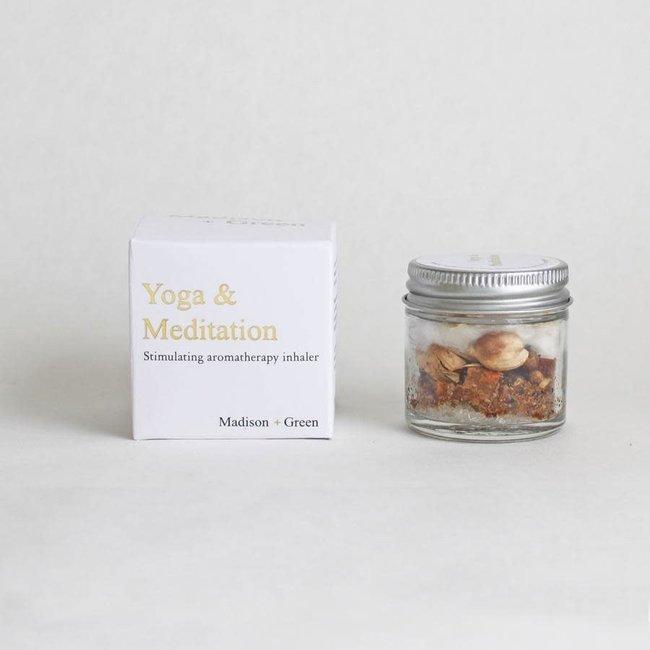 Yoga and Mediation Aromatherapy Inhaler