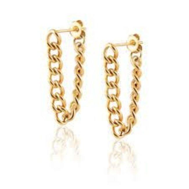 Jamie Chain Earrings