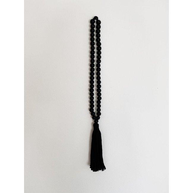 Boho Beads - 2cm - Black