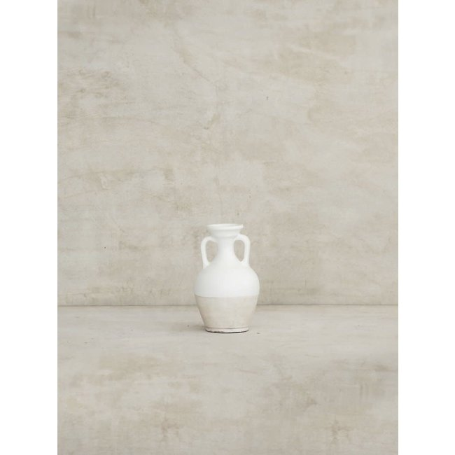 Emilia Two Handle Vase
