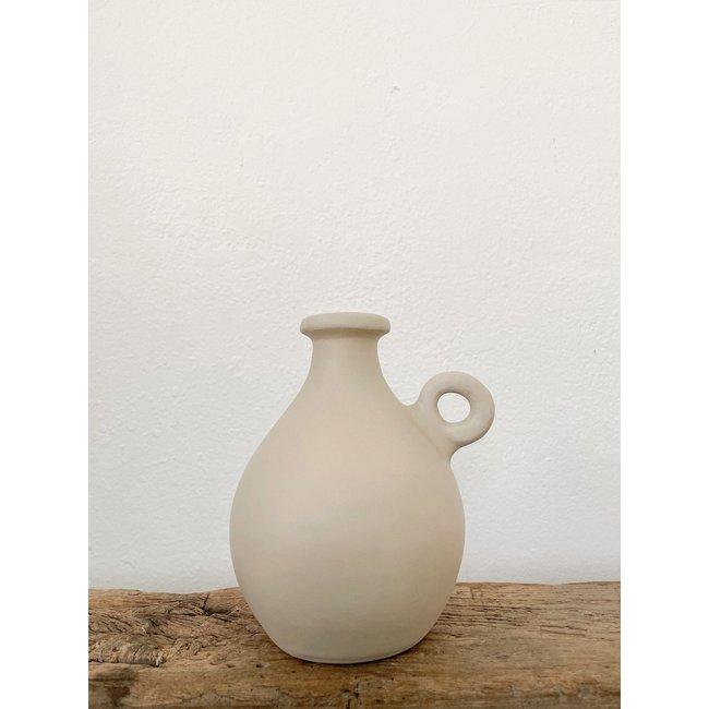 Tully Vase - Sleek Nude