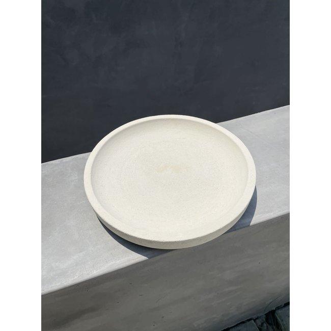 Sandstone Round Decorative Plate