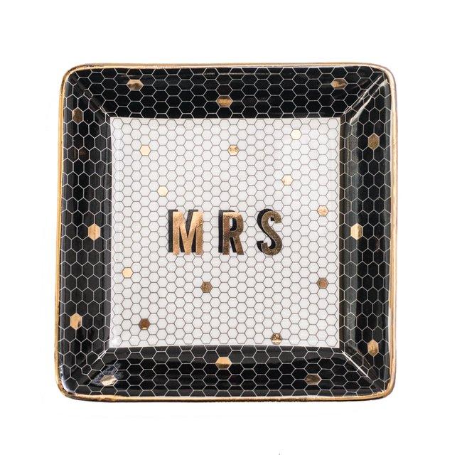 Mrs. Tile Jewelry Dish