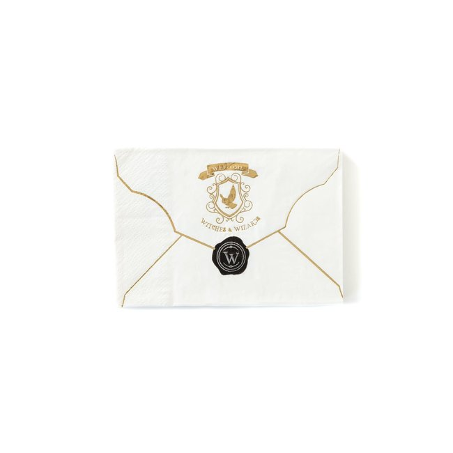 Spellbound Envelope Napkins