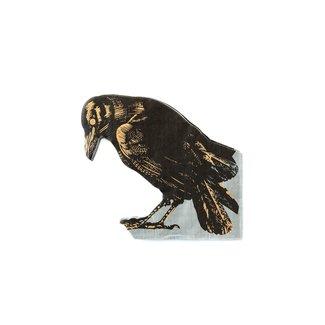 Raven Napkins
