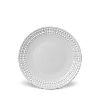 Perlee Dessert Plate White