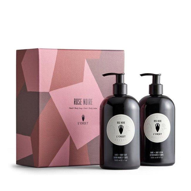 Rose Noire Soap/Lotion Gift Set