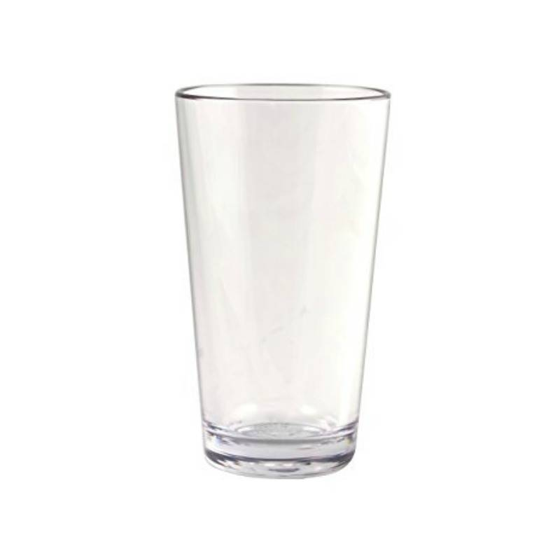 Polycarbonate Mixing Glass