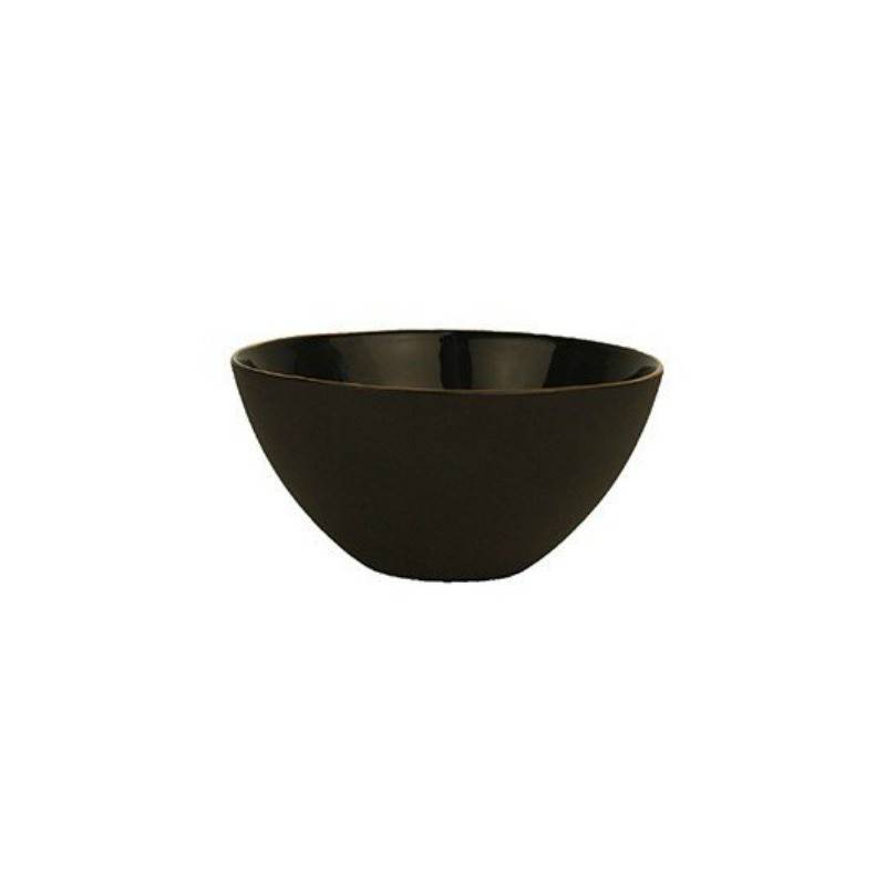 Canvas Abbesses Noir Bowl Small