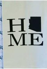 "Tea Towel ""Home"" AZ"