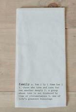 Tea Towel Kitchen Definition
