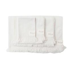 Beach People Clay Hand Towel