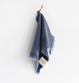 Beach People Indigo Wash Cloth