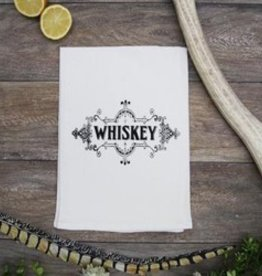 Whiskey Towel