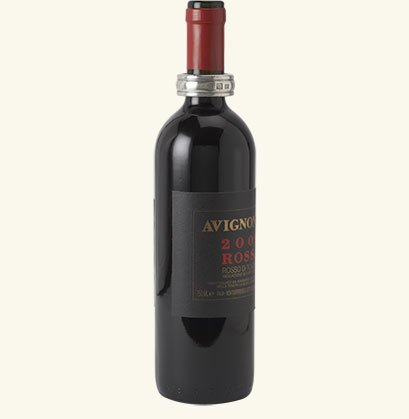 Match Pewter Wine Collar