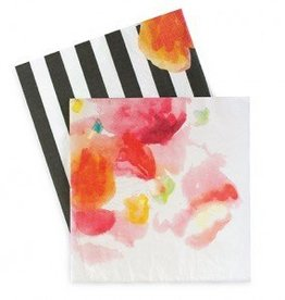 Floral Escape Large Paper Napkin